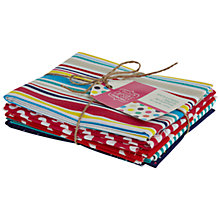 Buy Docrafts Papermania Capsule Collection Fat Quarters, 5 Pack, Multi Online at johnlewis.com