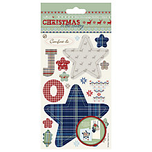 Buy Docrafts Papermania Christmas in the Country Decoupage Medley, Pack of 29 Online at johnlewis.com