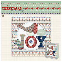 Buy Docrafts Papermania Christmas in the Country Decoupage Card Kit Online at johnlewis.com
