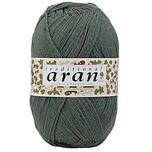 Buy Wendy Traditional Aran Yarn, 500g Online at johnlewis.com