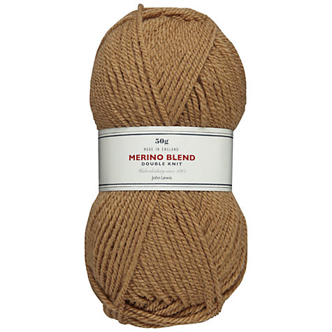 Buy John Lewis Heritage Merino Blend DK Yarn, 50g Online at johnlewis.com