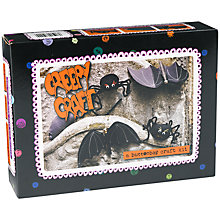 Buy Buttonbag Spiders and Bats Craft Kit Online at johnlewis.com