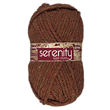 Buy Wendy Serenity Super Chunky Yarn, 100g Online at johnlewis.com