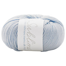 Buy Sirdar Sublime Baby 4 Ply Yarn, 50g Online at johnlewis.com