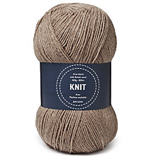 Buy John Lewis Heritage Wool Aran Yarn Online at johnlewis.com