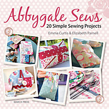 Buy Abbygale Sews: 20 Simple Sewing Projects Online at johnlewis.com