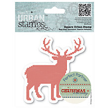 Buy Docrafts Papermania Christmas in the Country Stag Stamp Online at johnlewis.com