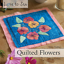 Buy Love To Sew: Quilted Flowers Online at johnlewis.com