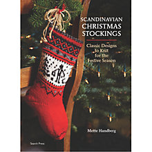 Buy Scandinavian Christmas Stockings Book Online at johnlewis.com