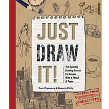 Buy Just Draw It! Book Online at johnlewis.com
