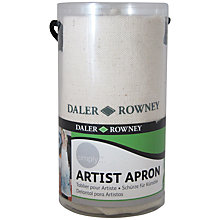 Buy Daler Rowney Artist Apron Online at johnlewis.com