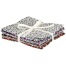 Buy John Lewis Fat Quarters, Pack of 6, Vintage Floral Online at johnlewis.com