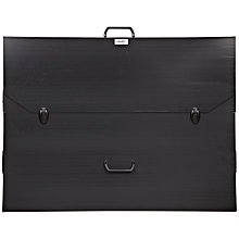 Buy Daler Rowney Studio Case A1, Black Online at johnlewis.com