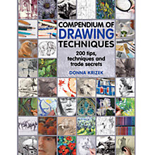 Buy Compendium Of Drawing Techniques Book Online at johnlewis.com