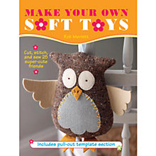 Buy Make Your Own Soft Toys Book Online at johnlewis.com