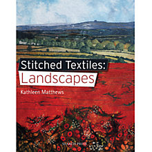Buy Stitched Textiles: Landscapes Online at johnlewis.com