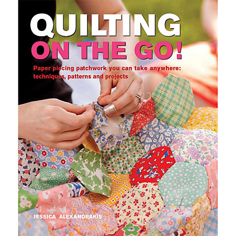 Buy Quilting On The Go! Online at johnlewis.com