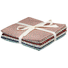 Buy John Lewis Fat Quarters, Pack of 6, Bright Ditsy Florals Online at johnlewis.com