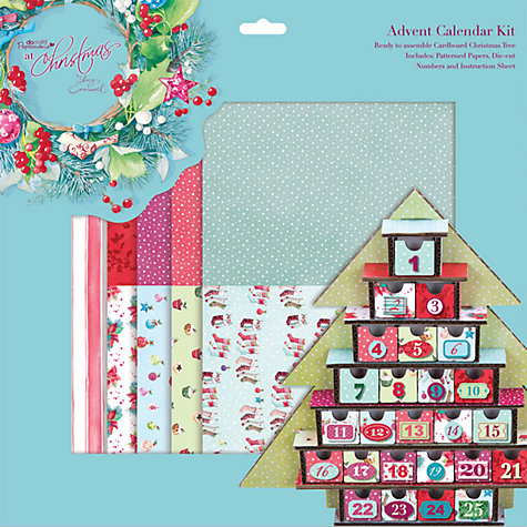 Buy Docrafts Lucy Cromwell Advent Calender Kit Online at johnlewis.com