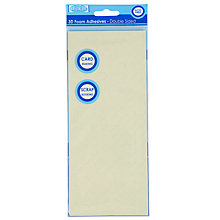 Buy Docrafts Stick It Adhesive Foam Dots, Pack of 152 Online at johnlewis.com