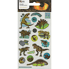 Buy Natural History Museum Dinosaur Stickers Online at johnlewis.com
