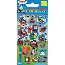 Buy Thomas and Friends Stickers Online at johnlewis.com