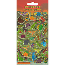 Buy Puffy Dinosaur Stickers Online at johnlewis.com