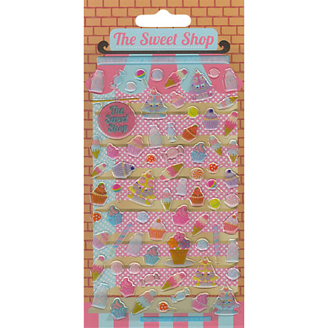 Buy Resin Sweetshop Stickers Online at johnlewis.com