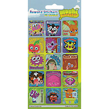 Buy Moshi Monsters Reward Stickers Online at johnlewis.com
