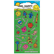 Buy Mr Men Stickers Online at johnlewis.com