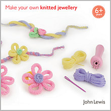 Buy John Lewis Make Your Own Knitted Jewellery Kit Online at johnlewis.com