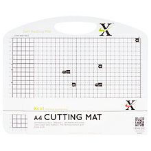 Buy Docrafts Xcut Self Heal A4 Cutting Mat Online at johnlewis.com