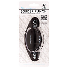 Buy Docrafts Xcut Border Punch, Flowers Online at johnlewis.com