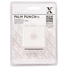 Buy Docrafts Xcut Medium Palm Punch, Daisy Online at johnlewis.com