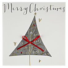 Buy Belly Button Designs Merry Christmas Card Online at johnlewis.com
