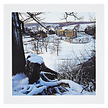 Buy PJF Photography Winter Light Christmas Card Online at johnlewis.com
