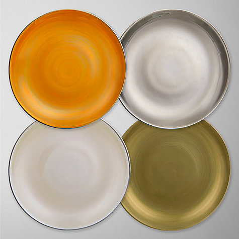 Buy LSA Polka Side Plates, Set of 4 Online at johnlewis.com