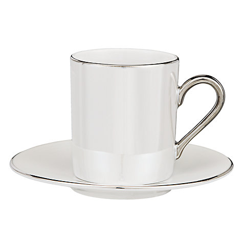 Buy LSA Polka Cup & Saucer, Set of 4 Online at johnlewis.com