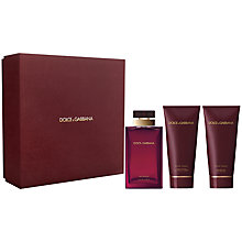 Buy Dolce & Gabbana Pour Femme Intense Eau de Parfum Fragrance Set, 100ml Online at johnlewis.com