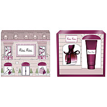 Buy Nina Ricci Ricci Ricci Eau de Parfum Fragrance Set, 50ml Online at johnlewis.com