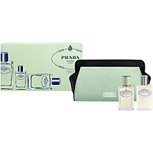 Buy Prada Infusion D'Iris Eau de Parfum Fragrance Gift Set, 50ml Online at johnlewis.com
