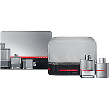 Buy Prada Luna Rossa Eau de Toilette Gift Set, 100ml Online at johnlewis.com