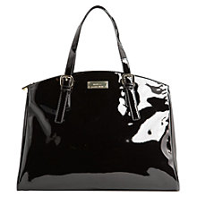 Buy Mango Patent Tote Handbag Online at johnlewis.com