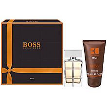 Buy Hugo Boss Orange Man Eau de Toilette Fragrance Set, 60ml Online at johnlewis.com