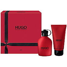Buy Hugo Boss Red Eau de Toilette Gift Set, 75ml Online at johnlewis.com