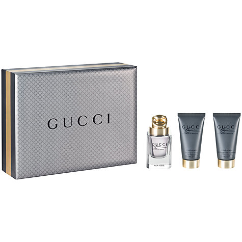 Buy Gucci Made To Measure Eau de Toilette Fragrance Set, 50ml Online at johnlewis.com