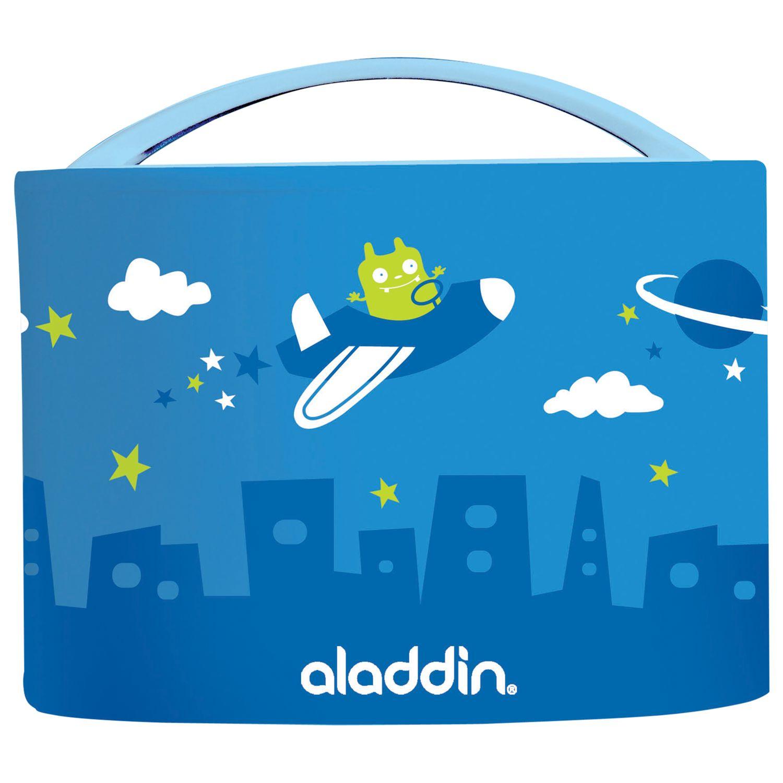 Aladdin Bento Kids Lunch Box, 0.6L, Blue