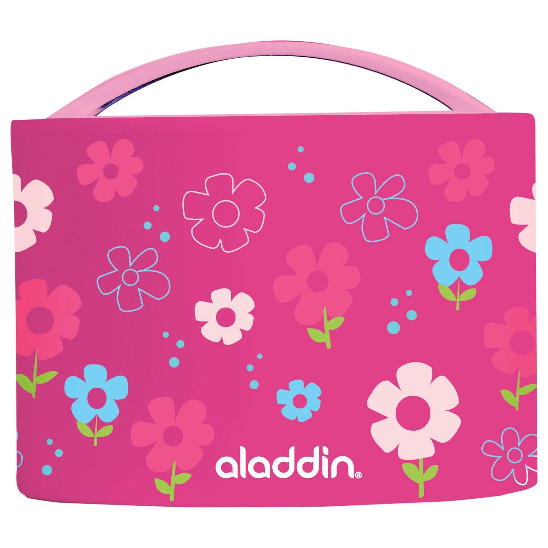 Aladdin Bento Kids Lunch Box, 0.6L, Pink