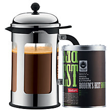 Buy Bodum Coffee Essential Set Online at johnlewis.com