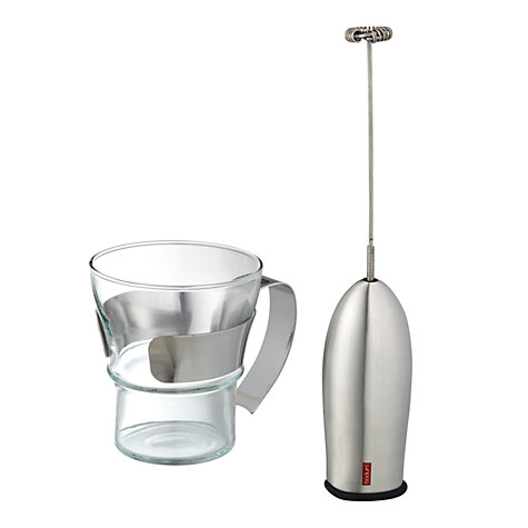 Buy Bodum Chambord Cappuccino Set Online at johnlewis.com